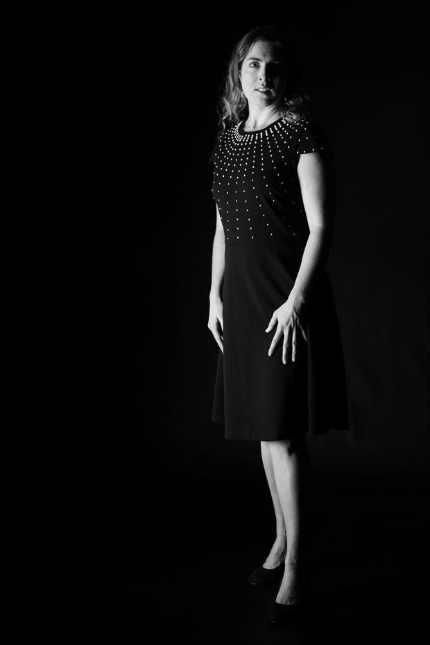 black on black chiaroscuro photo print by photographer gsphotoguy