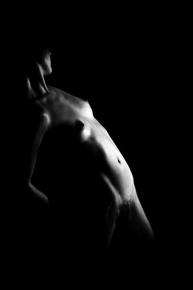 bodyscape02 artistic nude photo print by photographer pblieden