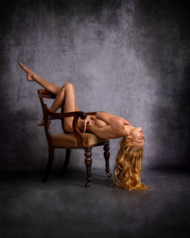 bryony carter artistic nude photo print by photographer ncp photography
