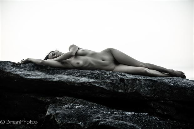 celina artistic nude photo print by photographer bmanphotos