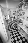 Checkers in the Kitchen