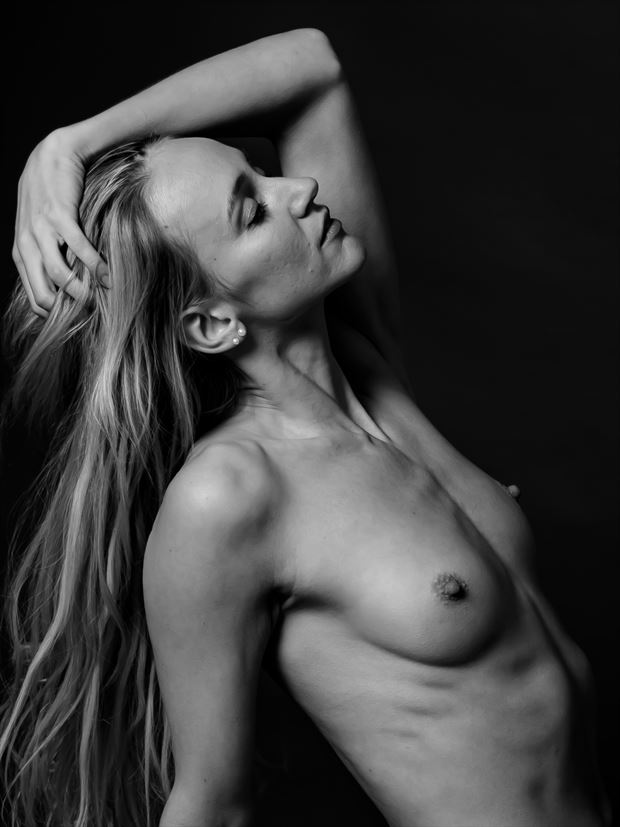 chelsea marie topless 1 artistic nude photo print by photographer lamont s art works