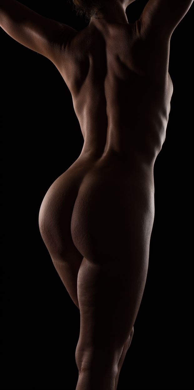 classical nude artistic nude photo print by photographer arcis