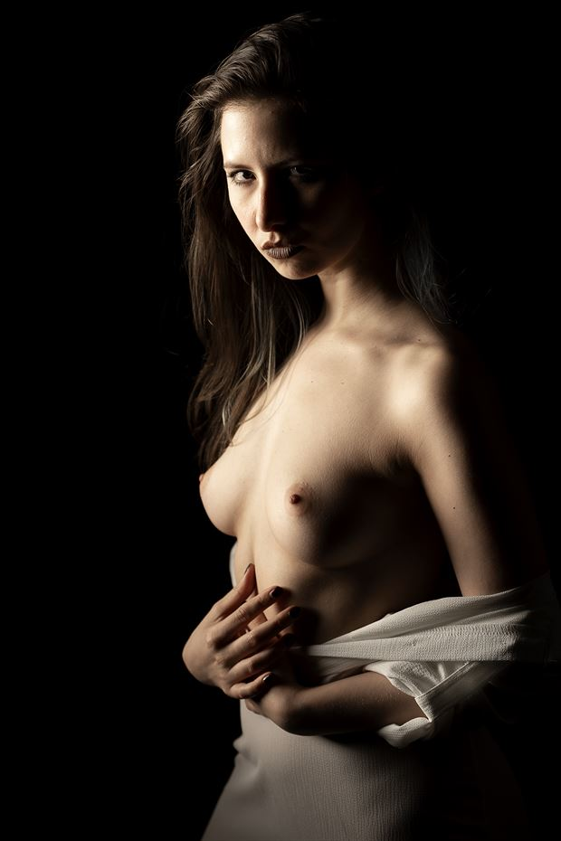 collibrina artistic nude photo print by photographer depa kote