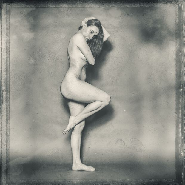 composure vintage style photo print by photographer n23art