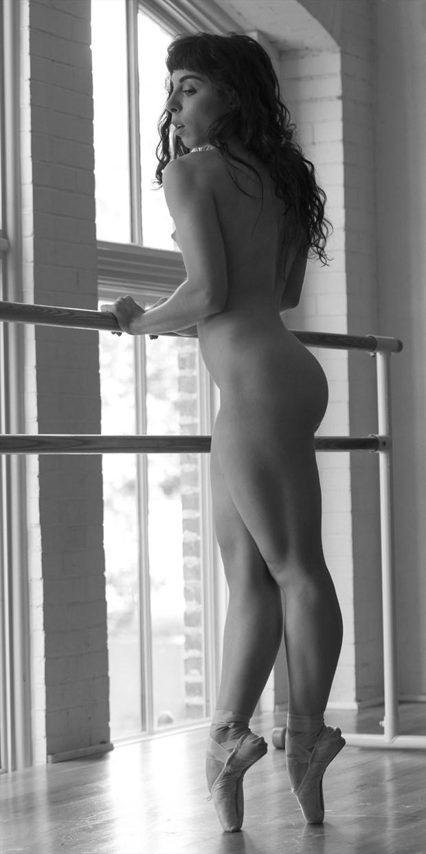 dana 2  Artistic Nude Photo print by Photographer foxfire 555