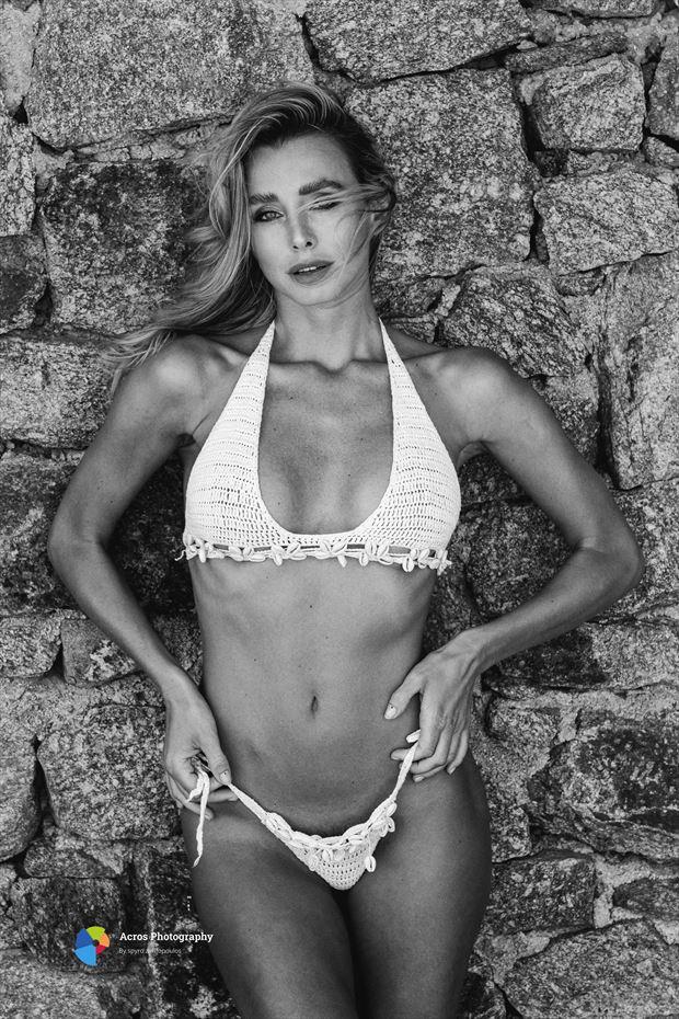 dddomini bikini photo print by photographer acros photography