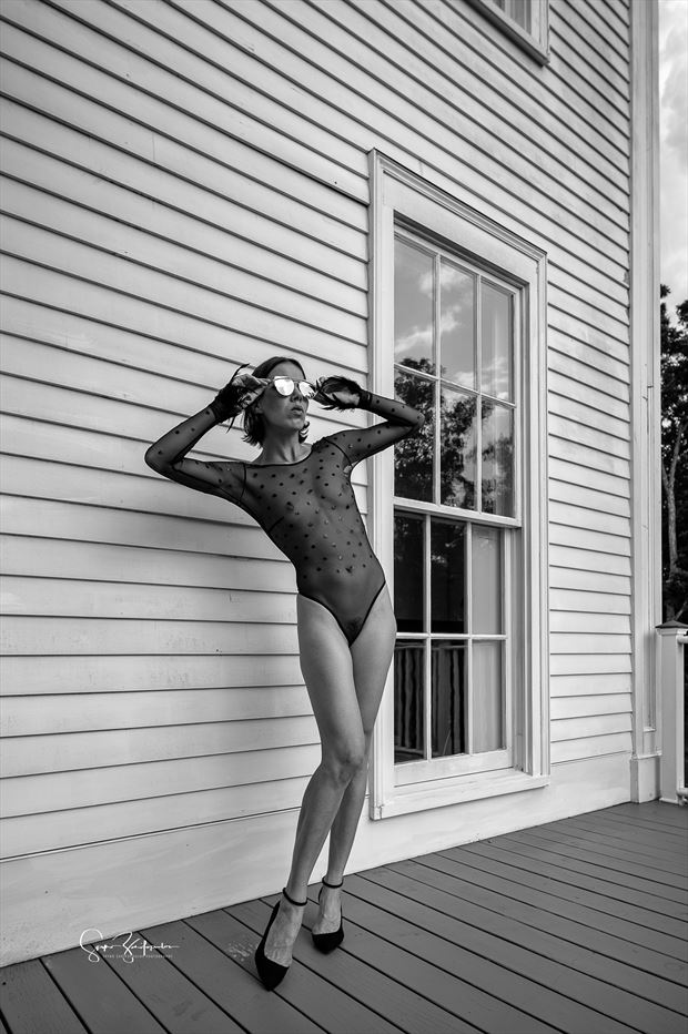denisa artistic nude photo print by photographer acros photography