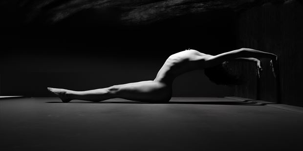 denisa artistic nude photo print by photographer andyd10