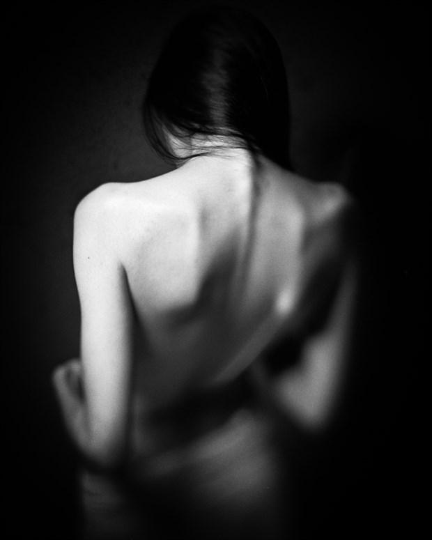 dorso Artistic Nude Artwork print by Photographer marcvonmartial