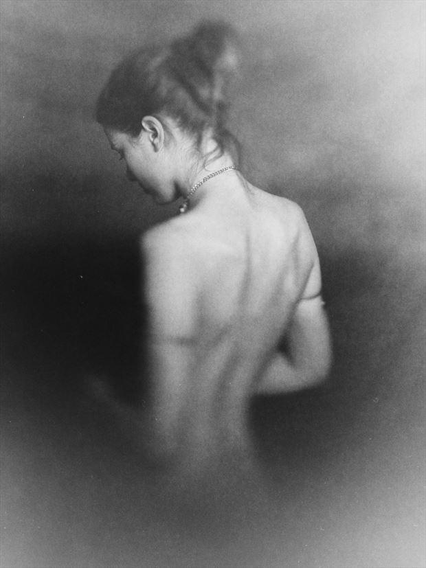 dorso sensual artwork print by photographer marcvonmartial