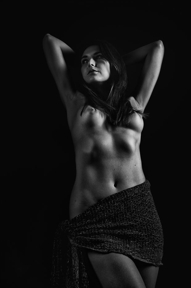 emotions artistic nude artwork print by photographer arcis