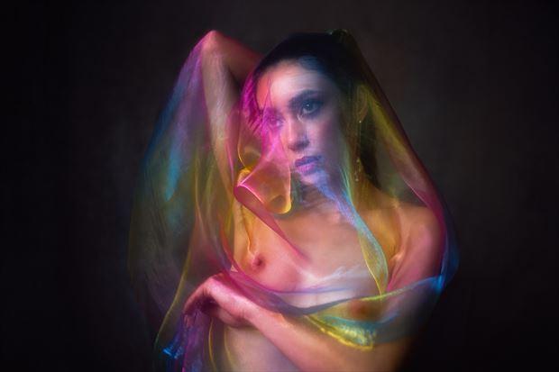 emperor s dancer artistic nude photo print by model rebeccatun