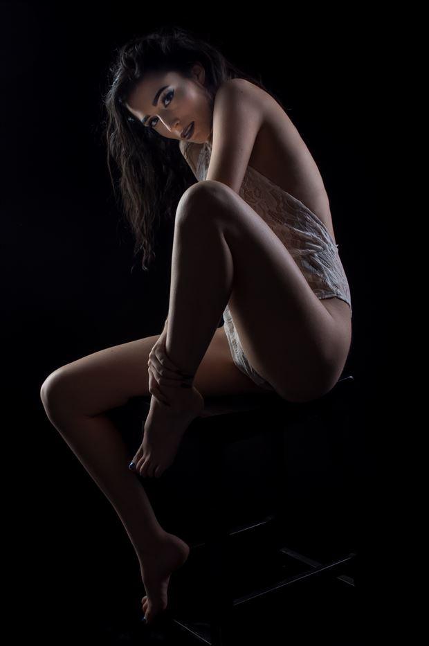 entropy lingerie photo print by photographer jim setzer