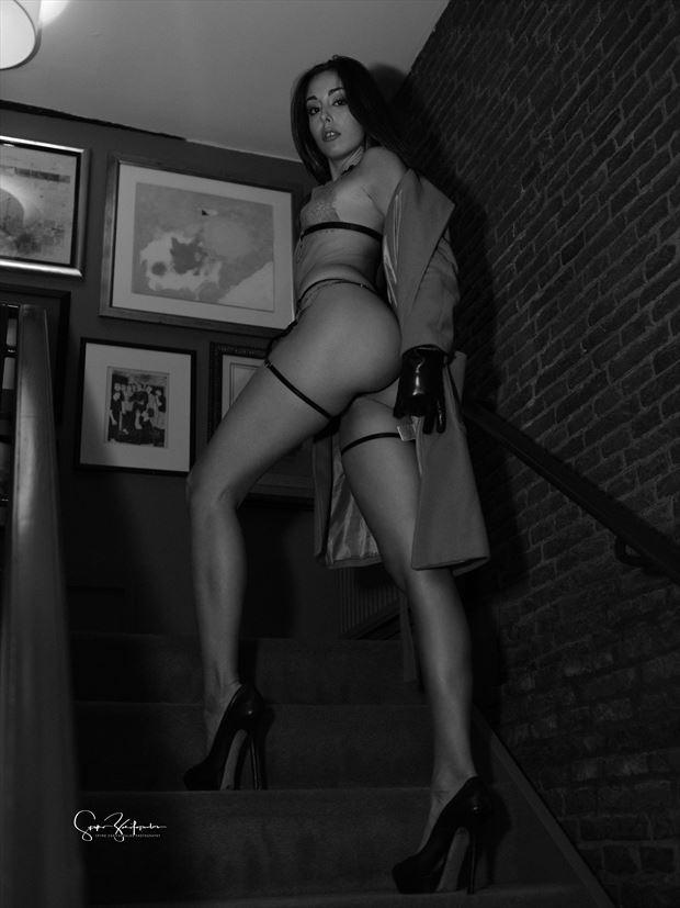 erika lingerie photo print by photographer acros photography