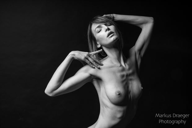 erotic sensual photo print by photographer mdraeger