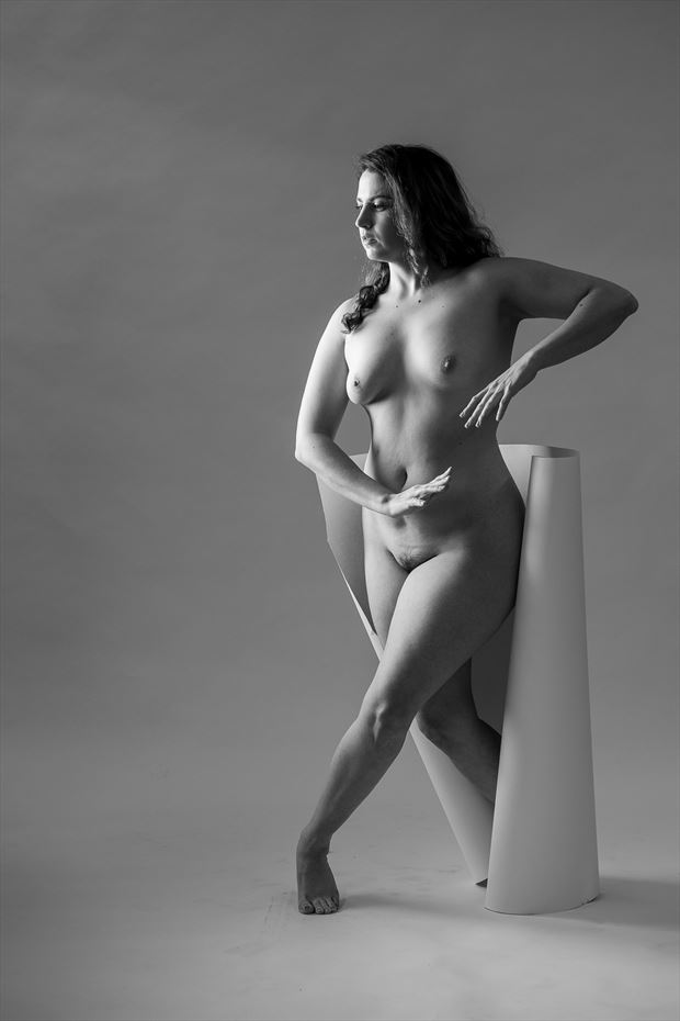 escape artistic nude photo print by photographer ericr