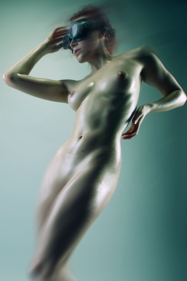 esprit Artistic Nude Photo print by Artist wreckage