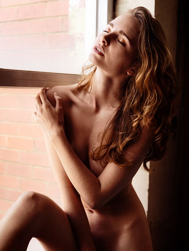 evelyn sommer sensual photo print by photographer ncp photography