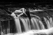 floating Artistic Nude Photo print by Photographer Thomas Bichler