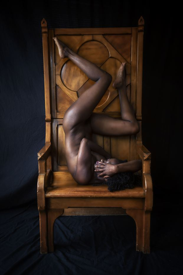 game of thrones artistic nude photo print by artist kevin stiles