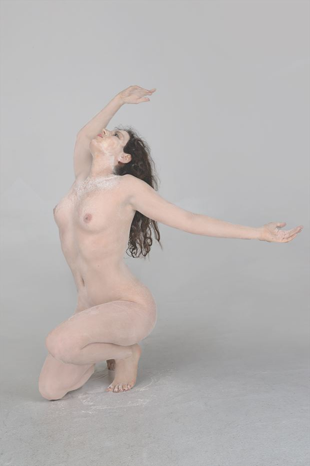 ghost dancer 153 artistic nude photo print by photographer al wright