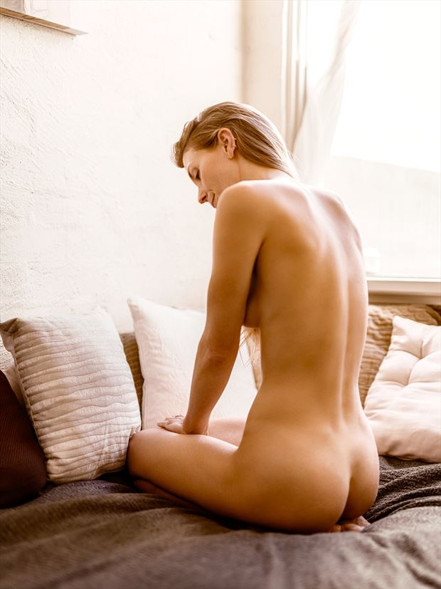 ginnie rivera artistic nude photo print by photographer ncp photography