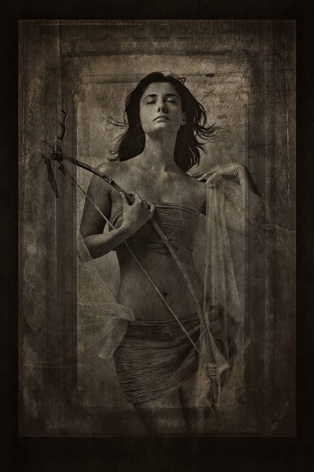 gothic photo print by photographer stu williamson