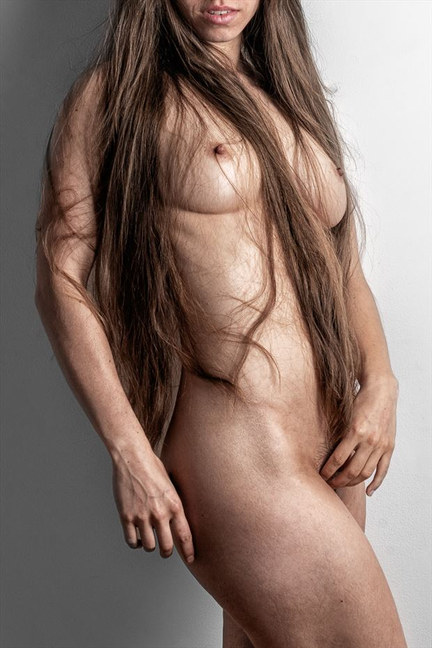 grow it show it artistic nude photo print by photographer rick jolson