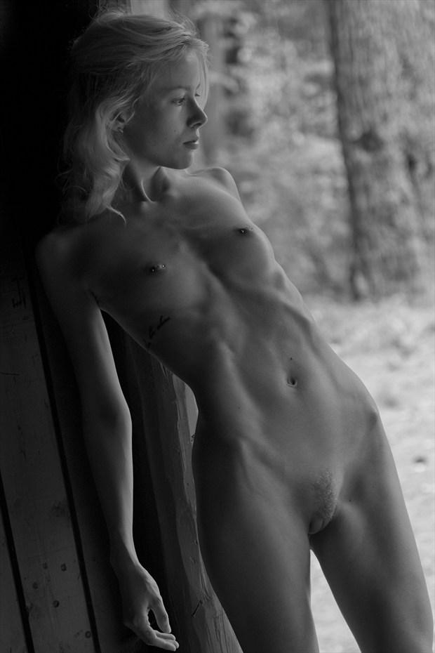 hanna  Artistic Nude Photo print by Photographer foxfire 555