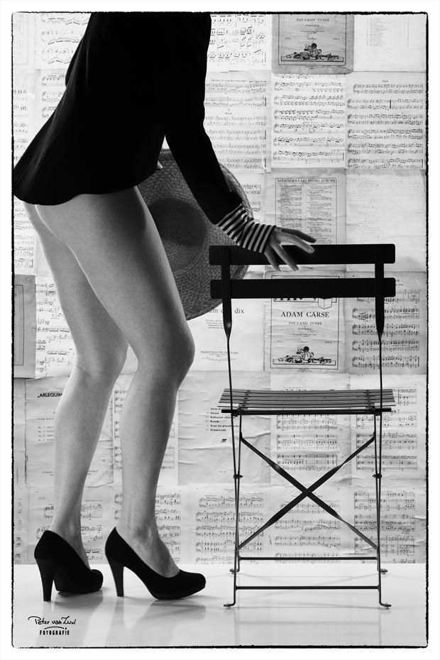 i love those legs artistic nude photo print by photographer peter van zwol