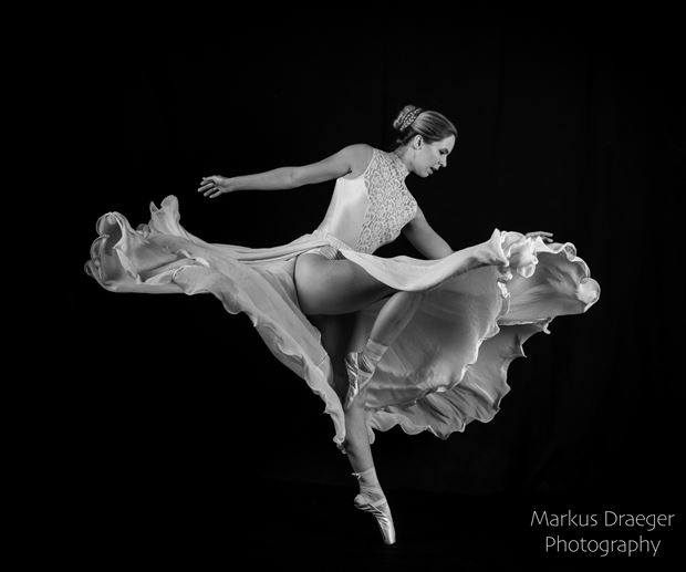 i will dance nonetheless studio lighting photo print by photographer mdraeger