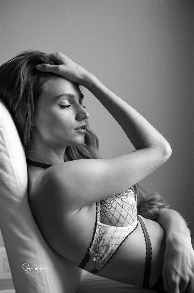 ilvy lingerie photo print by photographer acros photography