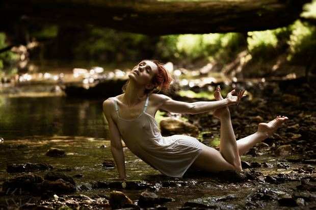in the glen sensual photo print by photographer klphotos215