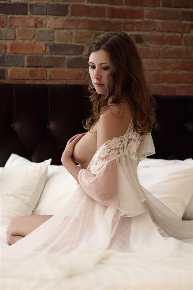 innocently sienna sensual photo print by photographer bold photographix