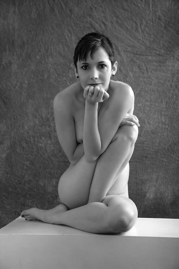 iona artistic nude photo print by photographer pblieden