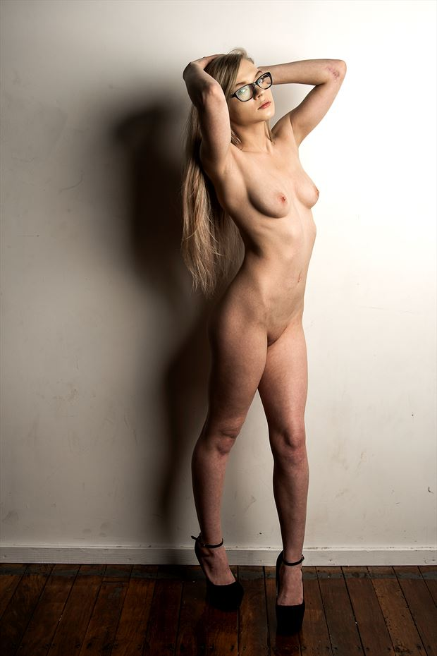 isabella artistic nude photo print by photographer depa kote