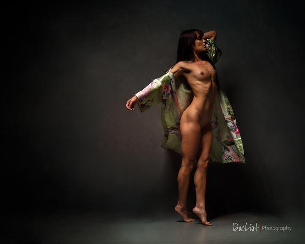 jessa peters the kimono 2 artistic nude photo print by photographer doc list
