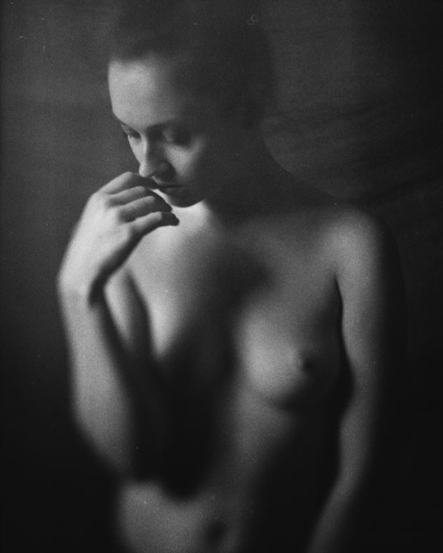 l artistic nude artwork print by photographer marcvonmartial