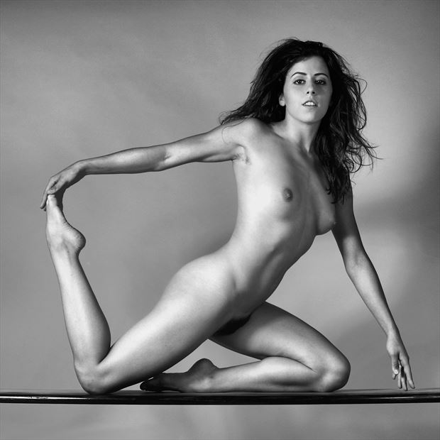 lacoste artistic nude photo print by photographer pblieden