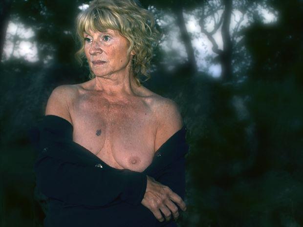 last august artistic nude photo print by photographer studiovi2