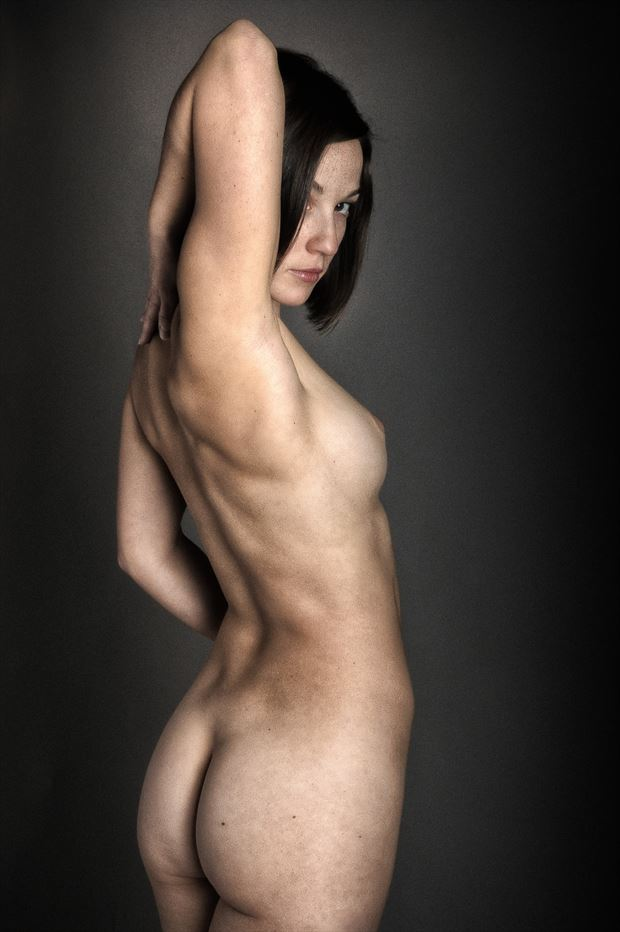 like this artistic nude photo print by photographer rick jolson
