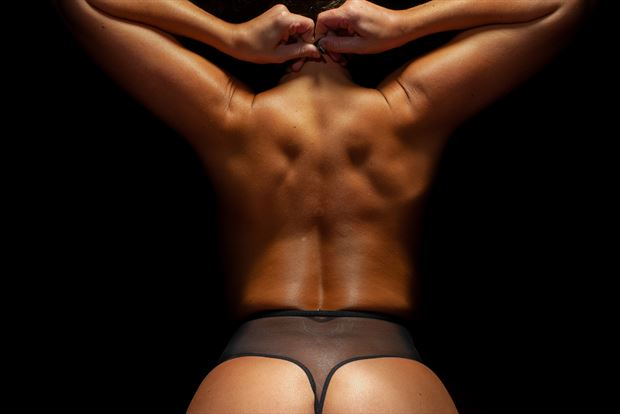lingerie sensual photo print by photographer goadken