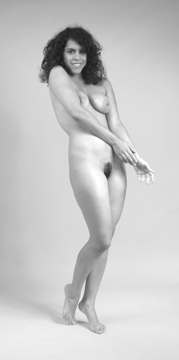 lucia01 artistic nude photo print by photographer pblieden