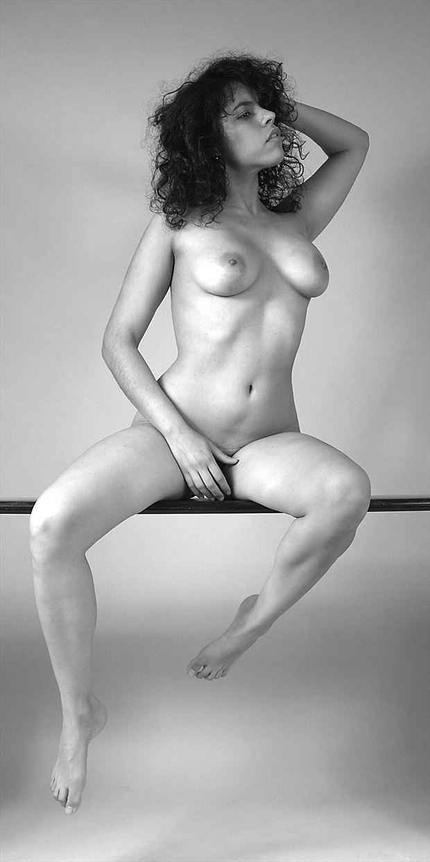 lucia02 artistic nude photo print by photographer pblieden