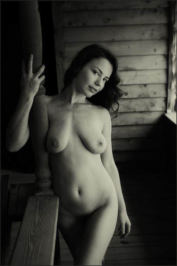 lunavalore artistic nude photo print by photographer dpaphoto