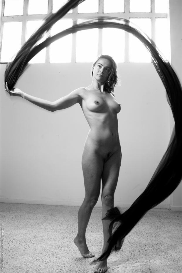 marie 3 artistic nude photo print by photographer rafael ugueto photography