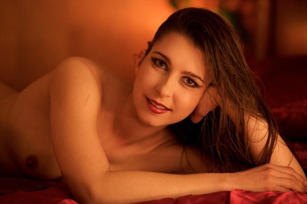 melissa Troutt %234 Implied Nude Photo print by Photographer Z Inner Eye
