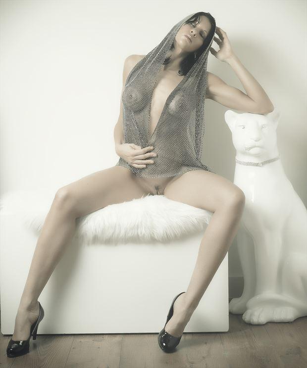 misspassion8 erotic photo print by photographer glossypinklipstick