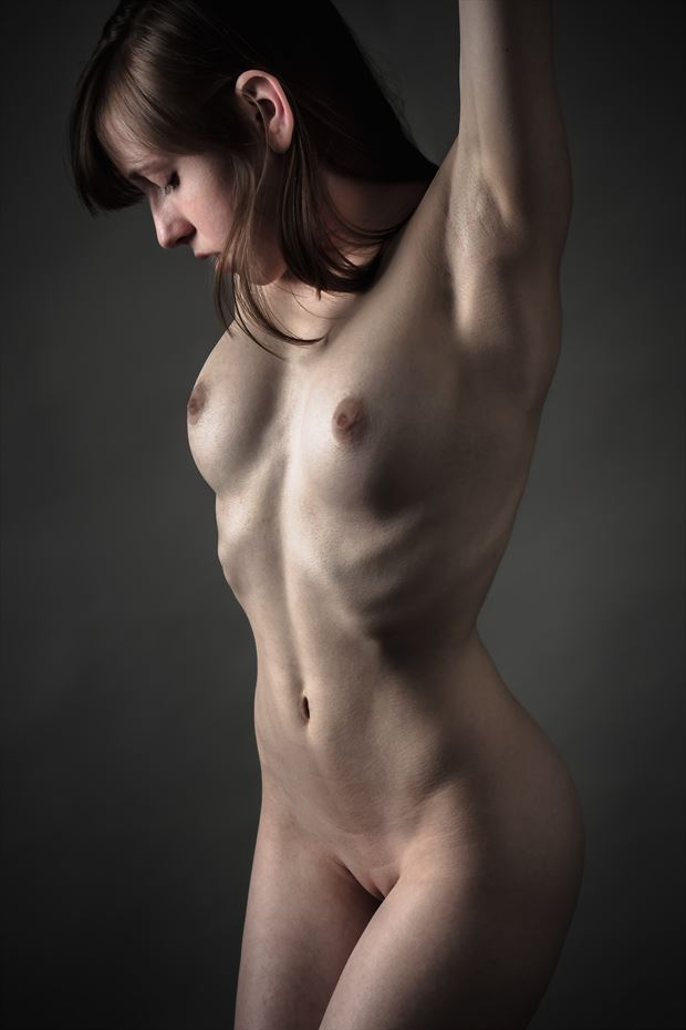 more ribs artistic nude photo print by photographer rick jolson
